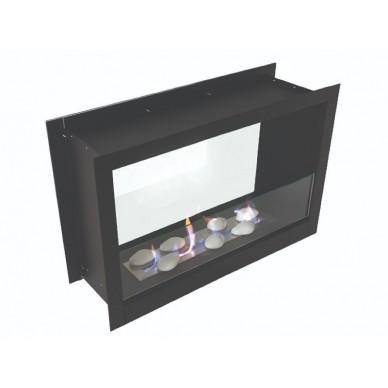 Встроенный биокамин LUX FIRE Сквозной 810 M